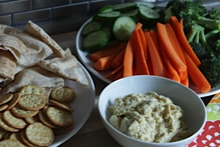 Sweet Onion Hummus