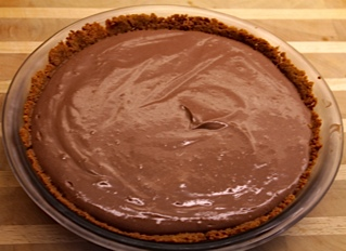 Chocolate Mousse Pie