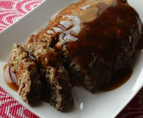 Good Old Fashioned Meatloaf