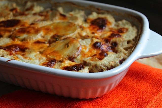 Healthy Scalloped Potatoes